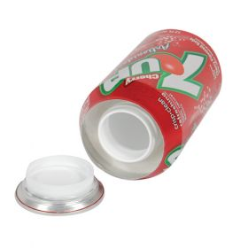 Soda Can Safe Cherry 7UP