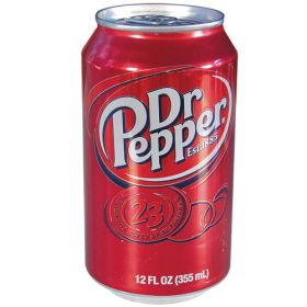 Soda Can Safe Dr Pepper