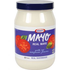 Hidden Mayo Safe