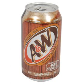 Soda Can Safe A & W ROOTBEER