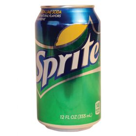 Soda Can Safe Sprite
